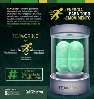 Teacrine® - 200mg 30 Cps