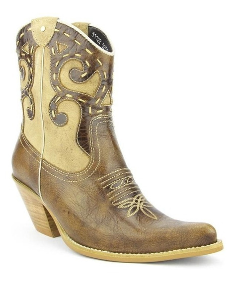 Bota West Country Splash Café Fossil Croissan 11122