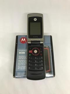 Motorola W396 - Desbloqueado, Radio Fm Mp3 Camera - Usado