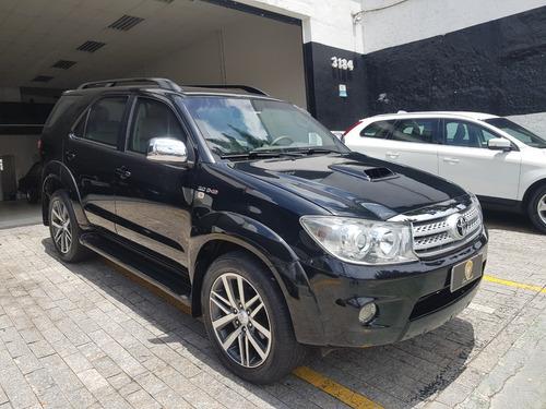 Toyota Hilux Sw4 Diesel 2011 Blindado
