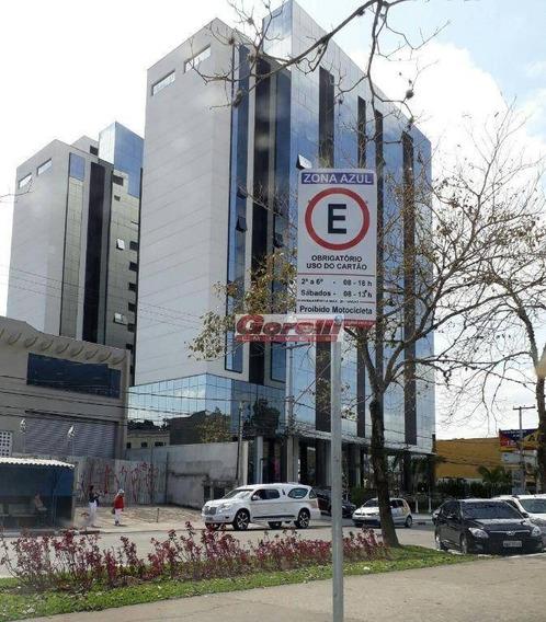 Sala Para Alugar, 40 M² Por R$ 1.500,00/mês - Centro - Arujá/sp - Sa0082