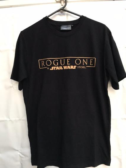 Camiseta Estampada Star Wars Rogue One Rebel Original