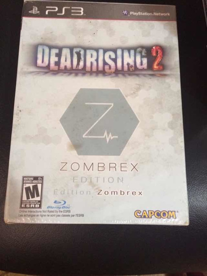 Dead Rising 2 Zombrex Edition Ps3