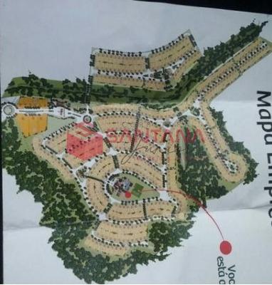 Terreno No Alphaville Litoral Norte 3 - 93150089
