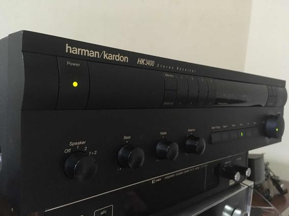 Receiver Harman Kardon Hk3400 Ñ Marantz Sanssui
