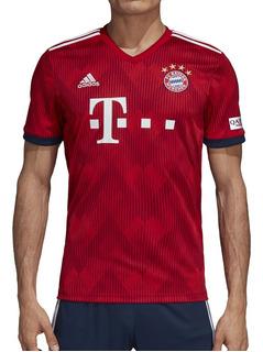 Camiseta De Futbol adidas Bayern Munich Home Hombre Rj