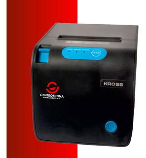 Impresor Térmico Para Comandas O Tickets Linea Kross 700