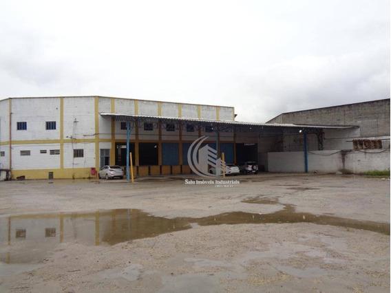 Galpão Para Alugar, 1316 M² Por R$ 22.000,00/mês - Cidade Industrial Satélite De São Paulo - Guarulhos/sp - Ga0385