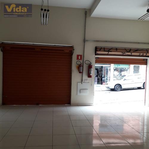 Imagem 1 de 5 de Salão Comercial Em Vila Yara  -  Osasco - 42178