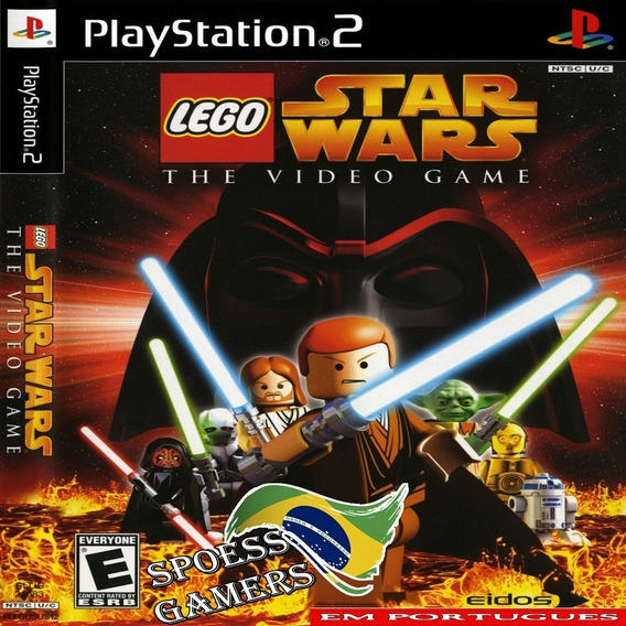 Lego Star Wars 1 The Video Game Ps2 Patch Pt-br