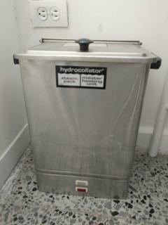 Hidrocolector Fisioterapia