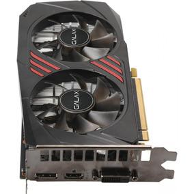 Placa De Video Gtx 1060 6gb Oc Galax Ddr5x 192 Bits Redblack