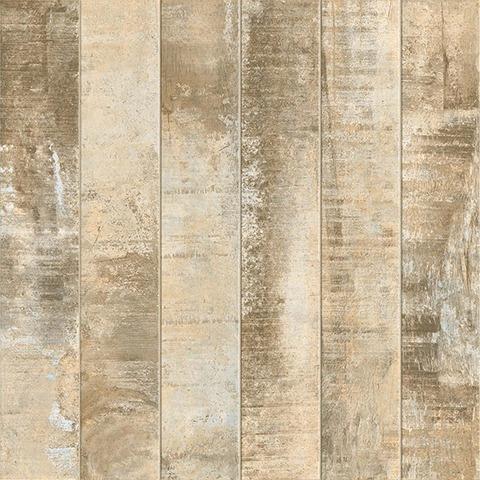 Porcellanato Madera Patinada Alberdi 62x62 Satinado (1,92m2)