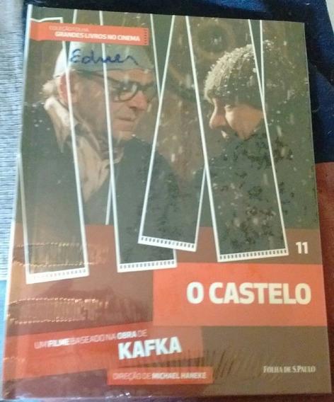 Dvd O Castelo - Coleção Folha 11 - Novo!