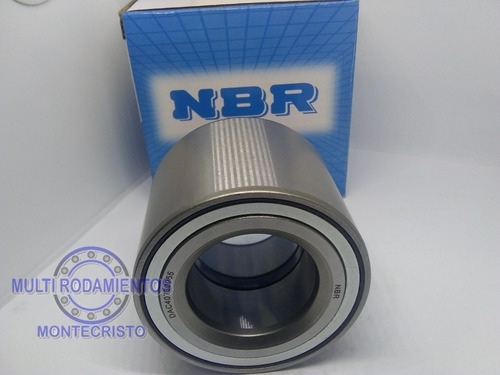 Rodamiento Rolinera Delantera Iveco Turbo Daily