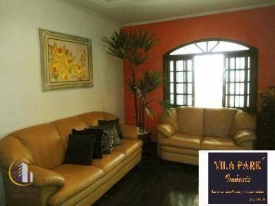Sobrado Com 3 Dormitórios À Venda, 295 M² Por R$ 620.000,00 - Cipava - Osasco/sp - So0620