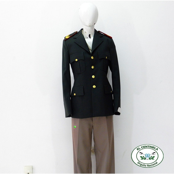 Chaquetilla Masculina Reglamentaria Para Gendarmeria