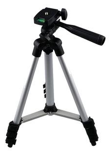 Tripode Aluminio Plegable Ideal Camaras Reflex, Telescopico