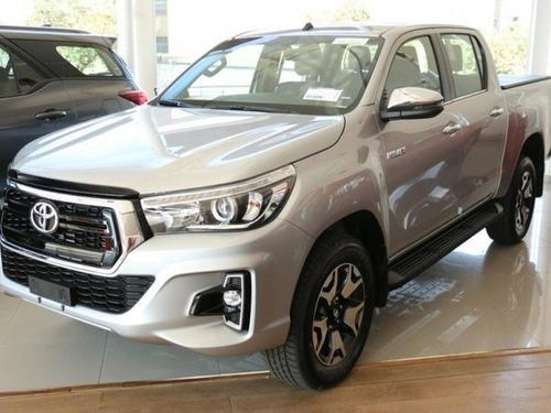 Toyota Hilux 2.8 Srx Tb Diesel 2020/20 Okm R$ 196.499,99