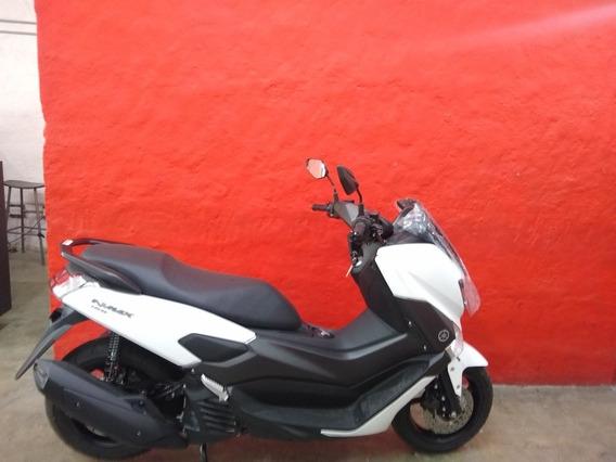 Yamaha Nmax Abs Blanca 2020