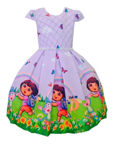Vestido Dora Aventureira