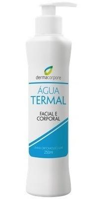 Agua Termal Facial Bioortomolecular Estetica
