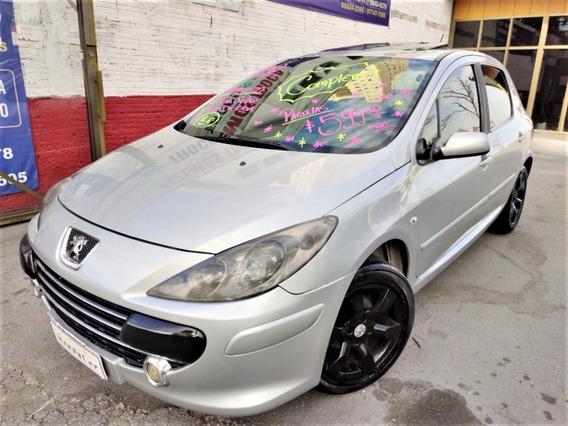 307 Hatch 1.6 - Com Teto Solar - Parcelas R$ 499,00