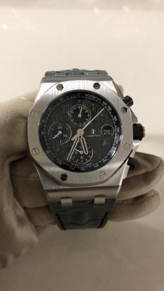 Relógio Ap Elephant Grey Eta