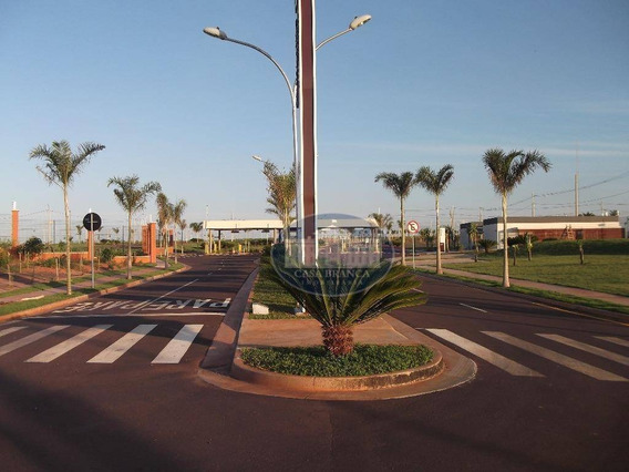 Terreno À Venda, 457 M² Por R$ 270.000 - Condomínio Alphaville - Araçatuba/sp - Te0202