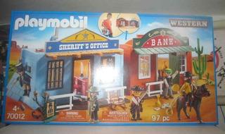 Playmobil 70012 Ciudad Western Fotos Reales Vaqueros Oeste