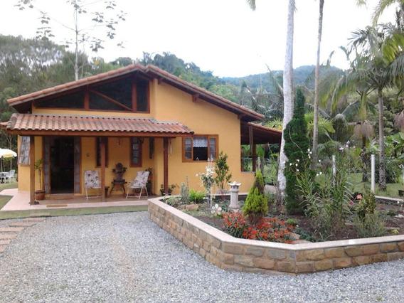 Chácara Em Estancia Vale Da Serra, Peruíbe/sp De 150m² 2 Quartos À Venda Por R$ 320.000,00 - Ch436020