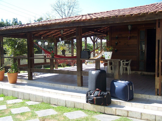 Casa Isolada Térrea Clube Recanto Verde - Estuda Permuta