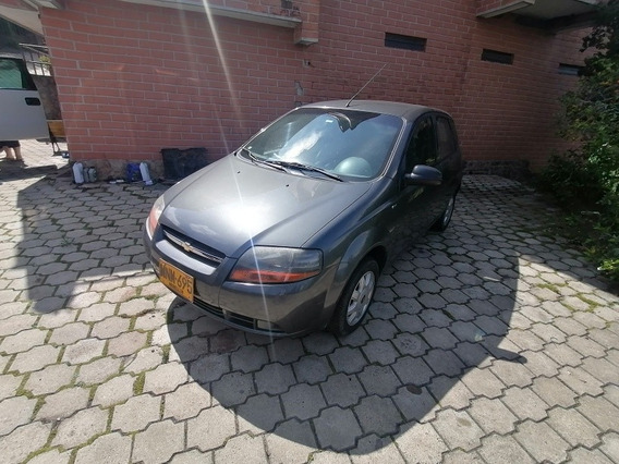 Chevrolet Aveo Five Mt 1600cc 5p Aa 2ab