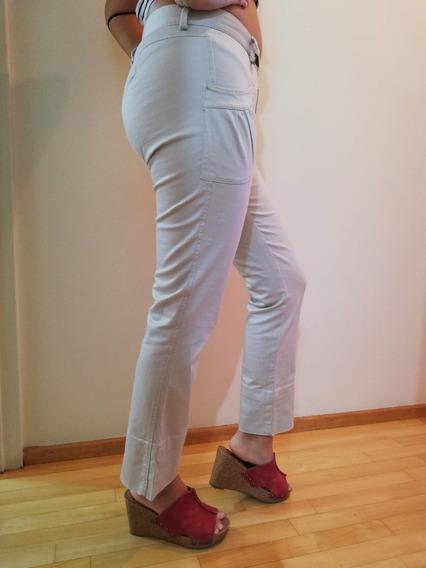 Pantalón De Vestir De Mujer Perramus Talle 40