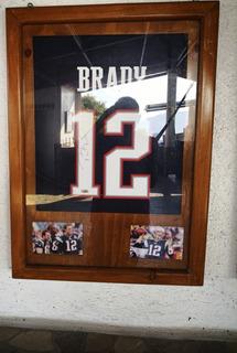 Jersey De Brady Autografiado