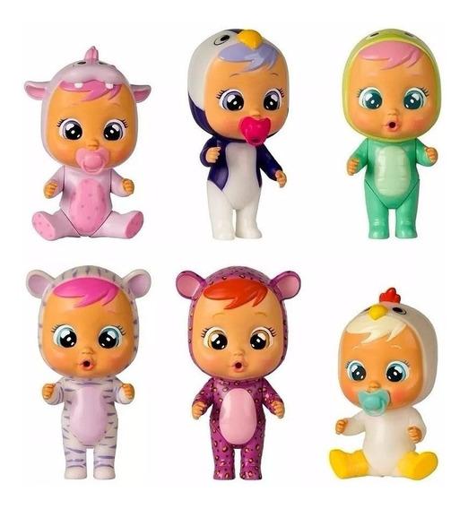 Cry Babies Mini Muñeca Sorpresa Magic Tears Original Wabro