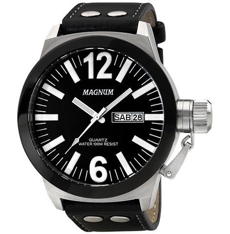 Relógio Magnum Masculino Analógico Ma31533t