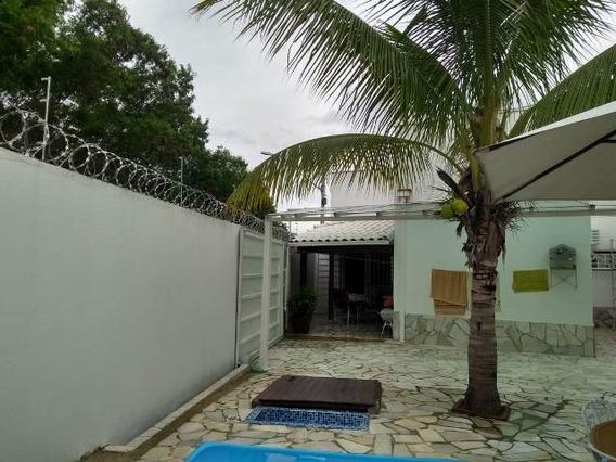 Casa Com 3 Quartos Para Comprar No Centro Em Lagoa Da Prata/mg - Gar9492