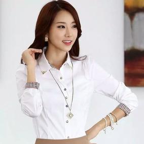 f0a0275e0242 Camisas Para Mujer De Oficina Bonitas - Ropa y Accesorios en ...