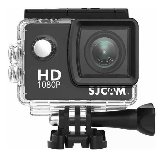 Câmera Sjcam Sj4000 Full Hd 1080p A Prova Dagua