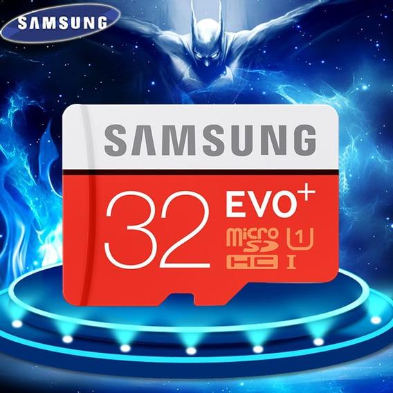 Samsung Micro Sd Class10 Cartão De Memória De 32gb