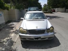 Mercedes-benz Clase C 1.8 200 Kompressor Avantgarde At