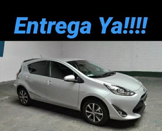 Toyota Prius C - Entrega Ya - Todos Los Colores!!!