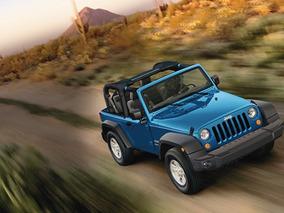 Jeep Wrangler 3.6 Sport 284hp Mtx ¡ Entrega Inmediata !