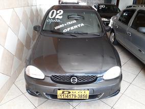 Gm/corsa Milenium - 5p - 2002 - Super Conservado.