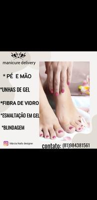 Manicure Delivery Na Zona Norte
