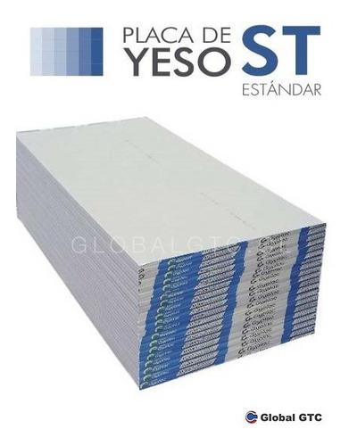 Imagen 1 de 1 de Placa Yeso Cartón 15mm St P/ Pallets Venta Mínima 40 Und