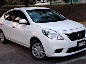 Nissan Versa 4p Sense 5vel