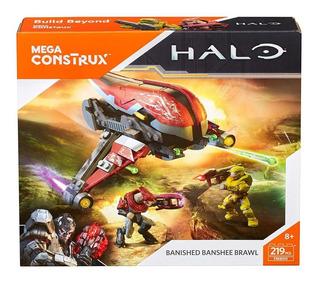 Halo Mega Construx Banished Banshee Brawl