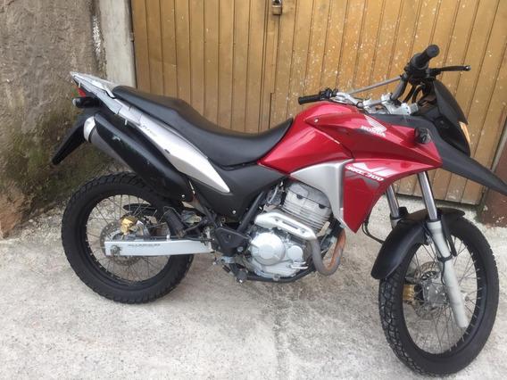 Homda Xre 300 Ano 2014 Moto De Leilao Com Doc Ok Moto Nova